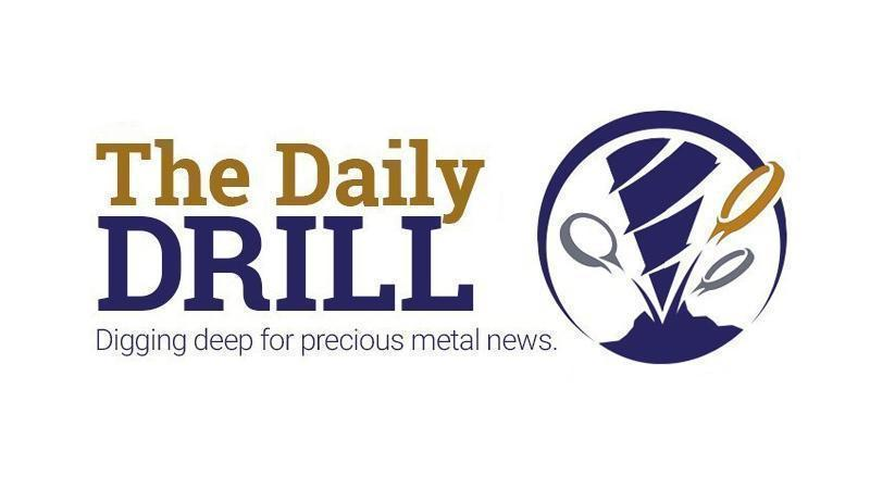Logo - The Daily Drill - Look For Platinum To Rally – Following Gold