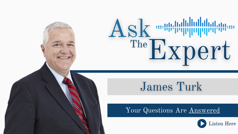 Ask the Expert with James Turk