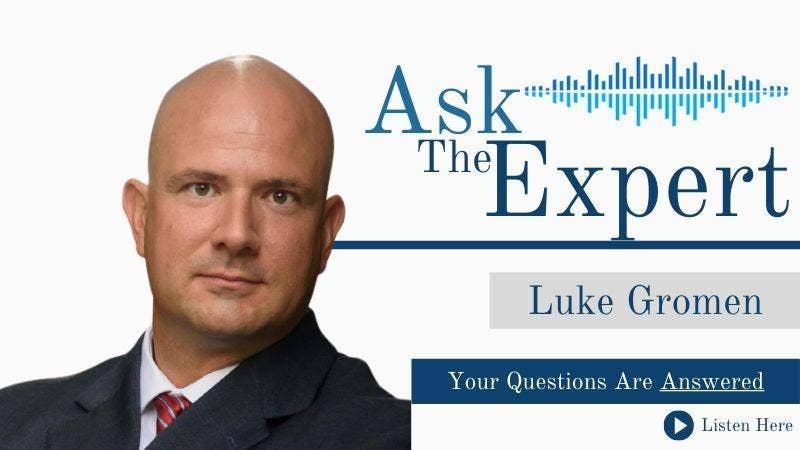 Ask The Expert with Luke Gromen