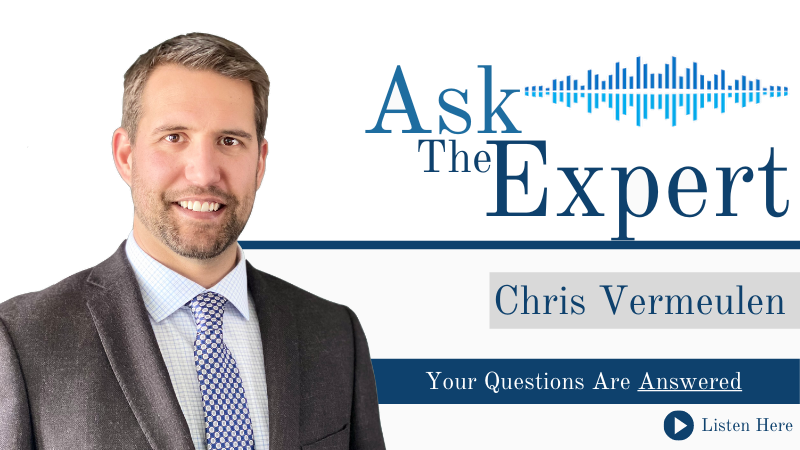 Ask the Expert with Chris Vermeulen