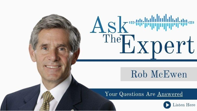 Ask The Expert - Rob McEwen - September 2020​
