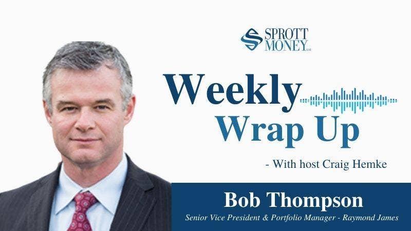 Weekly Wrap Up Bob Thompson