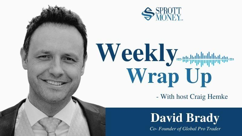 Close to the Low in Gold and Silver? - Weekly Wrap Up