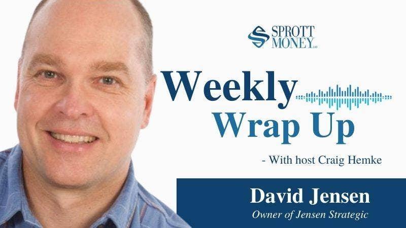 David Jensen Weekly Wrap Up