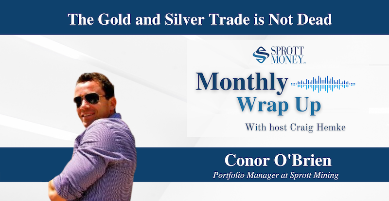 Monthly Wrap Up with Conor O'Brien