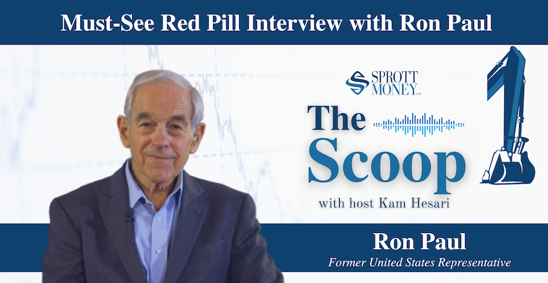 Must-See Red Pill Interview with Ron Paul - The Scoop