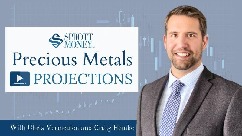 Precious Metals Projections Banner March 2021