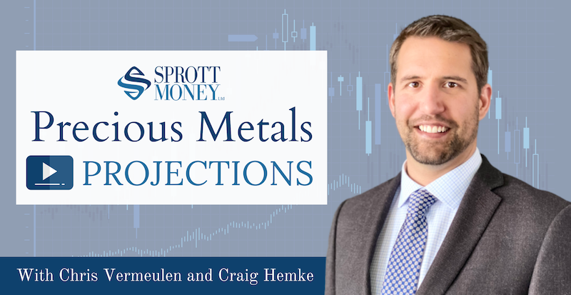 Precious Metals Projections with Chris Vermeulen