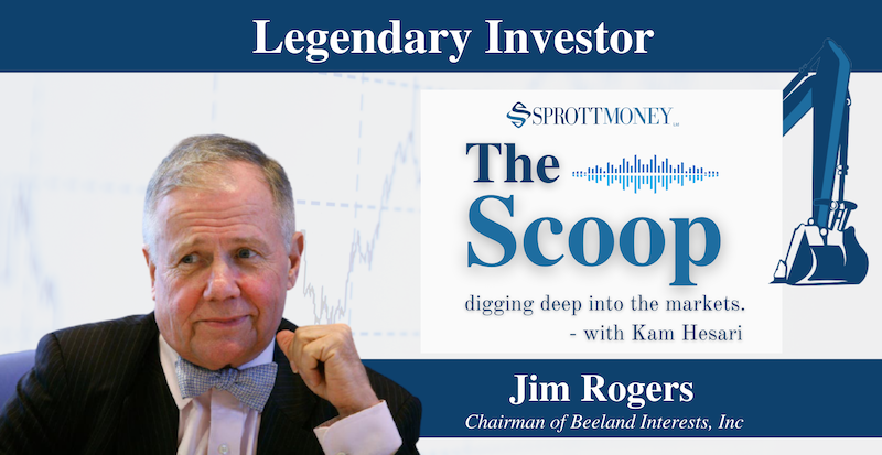 The Scoop with Jim Rogers