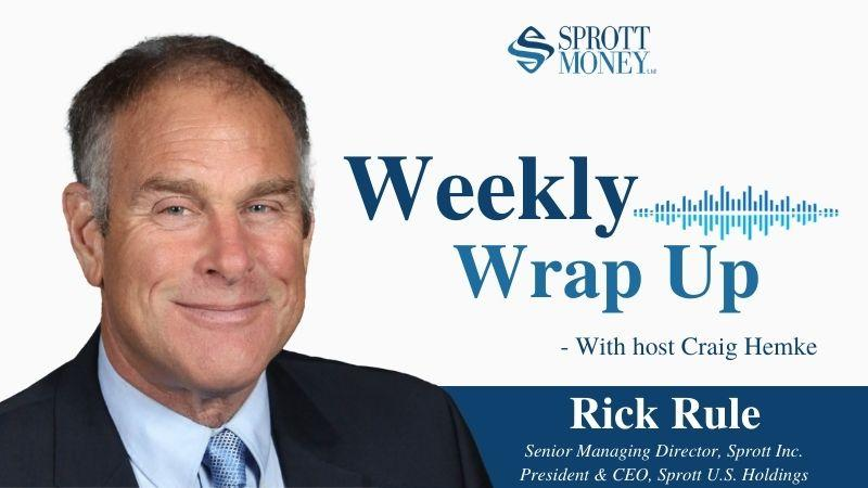 Why the Precious Metals Bull Market Is Just Beginning - Weekly Wrap Up