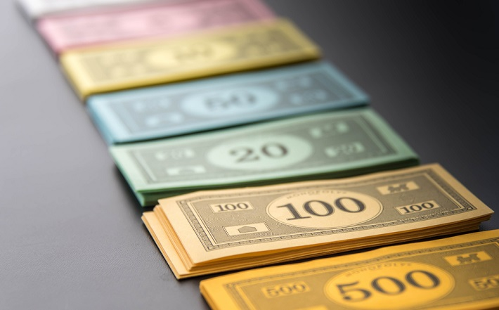Image: Monopoly Money