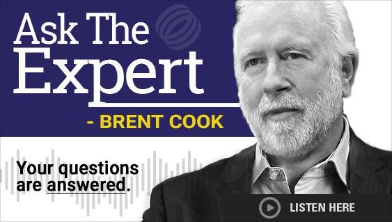 Headshot of Brent Cook