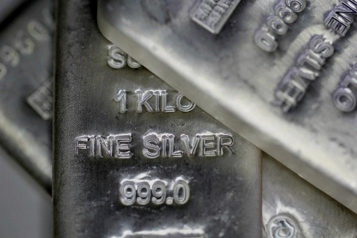 Image: Silver Bars