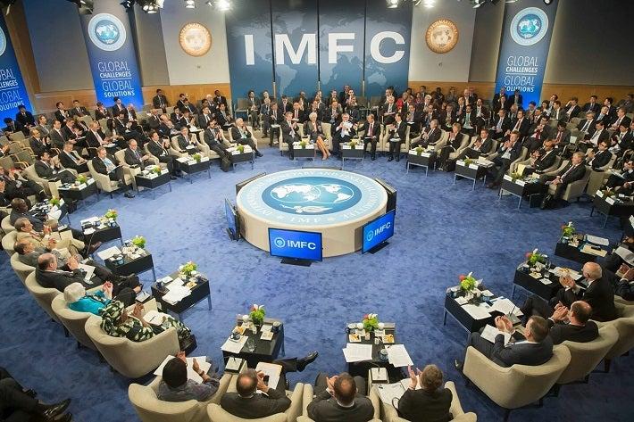 Image: International Monetary FUnd