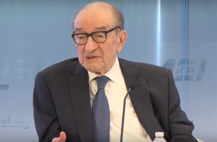 Greenspan is wrong. This time is different - Peter Diekmeyer