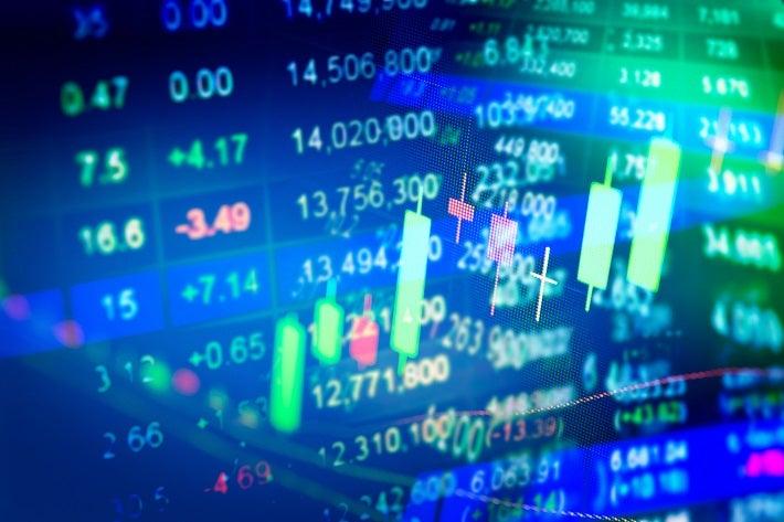 Image: Stock rate screen