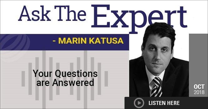 Headshot of Marin Katusa