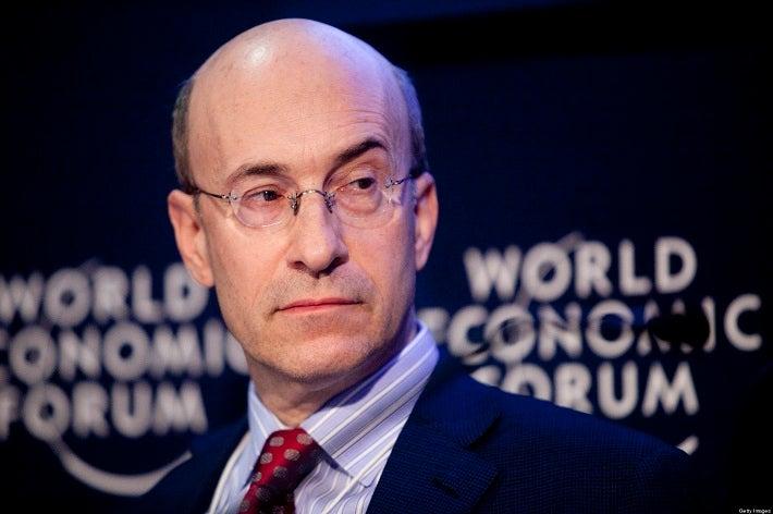 Ken Rogoff's Government Debt Default Plan - Peter Diekmeyer