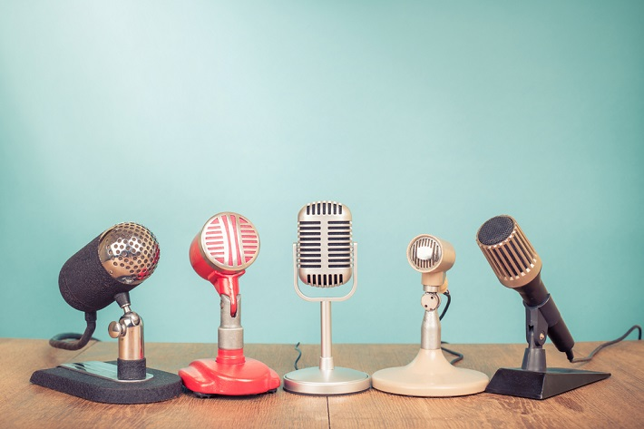 Image: Microphones
