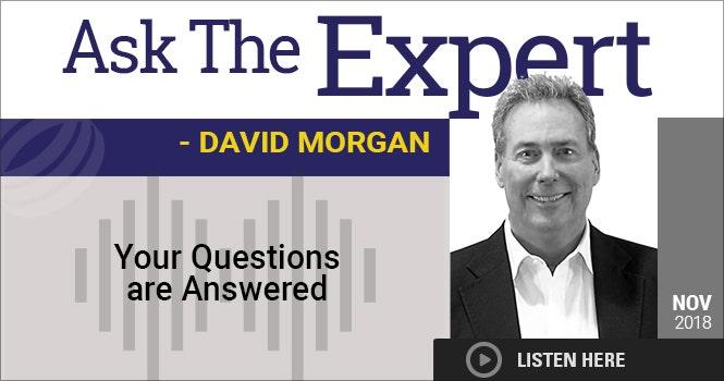 Headshot of David Morgan