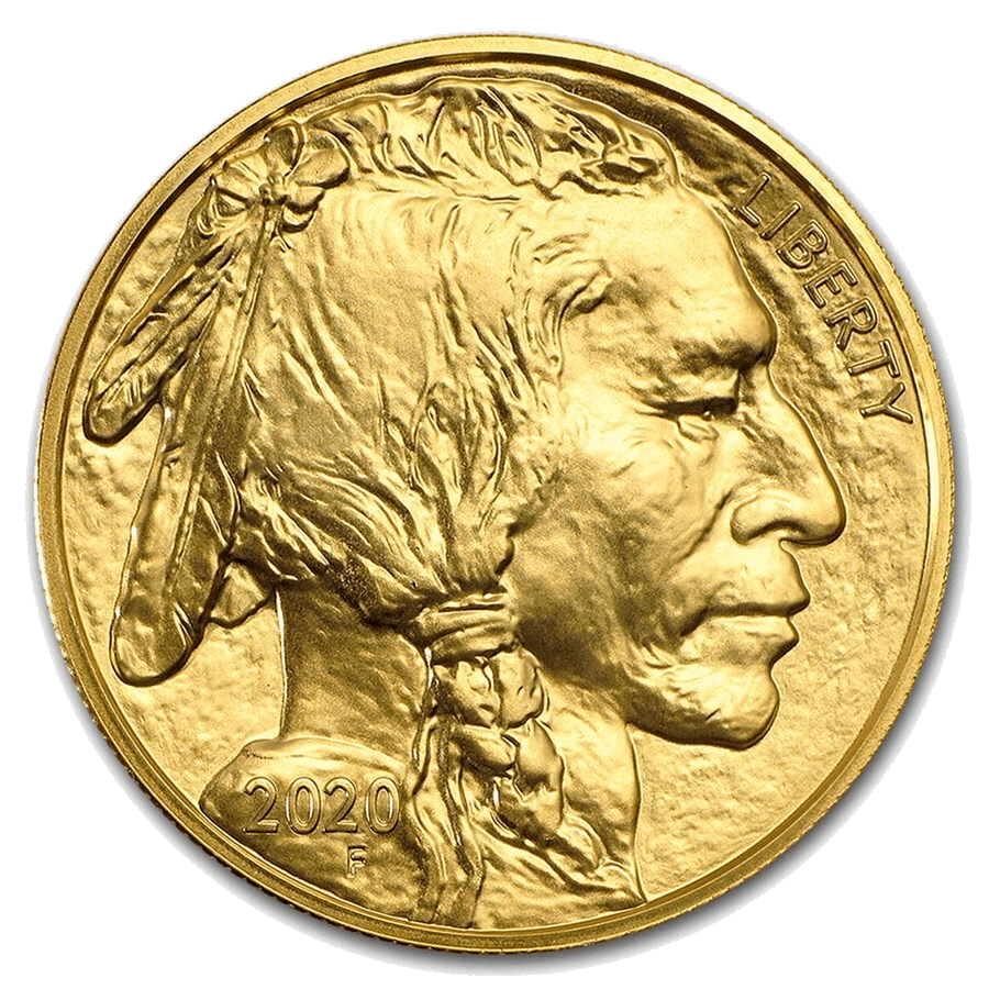 2021 1 oz American Buffalo Gold Coin