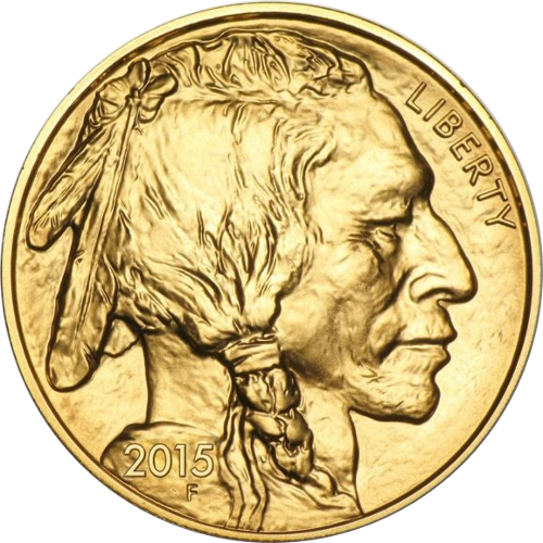 1 oz American Buffalo Gold Coin (Random Year)