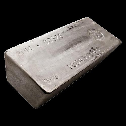 Mint Varies 1000 oz Silver Bar