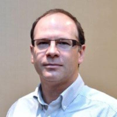 Headshot of Tim Branch