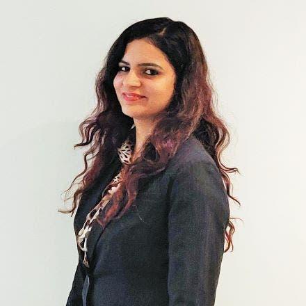 Headshot of Vijay Dhankhar