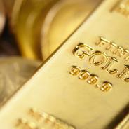 999.9 fine Gold bars
